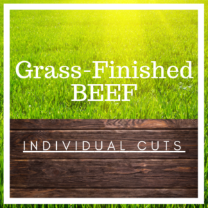 Grass-Finished Beef (Individual Cuts)